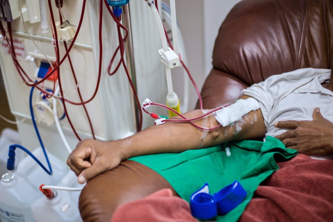 Dialysis at Alpine Nursing Home