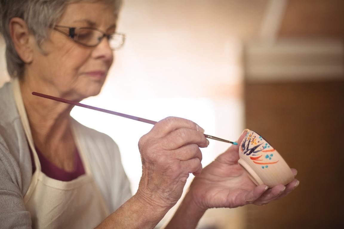 Activities at Alpine Nursing Home