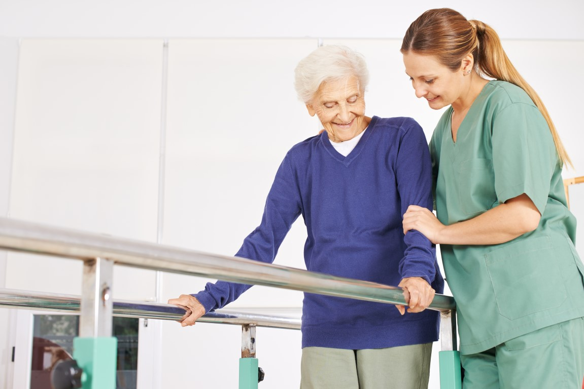 Short Term Rehabilitation at Alpine Nursing Home