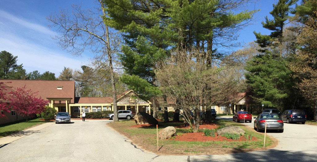 Who is Alpine Nursing Home