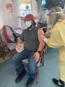 vaccines at Alpine Nursing Home