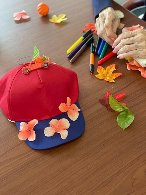 Alpine hat making day
